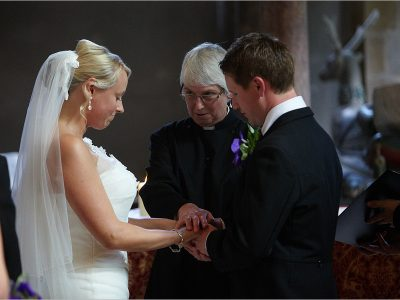 Adele and Ben's wedding at Hengrave Hall