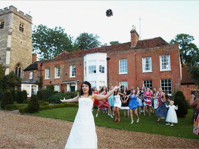 Buckinghamshire Wedding Photography - Rachal and Brendan's Wedding