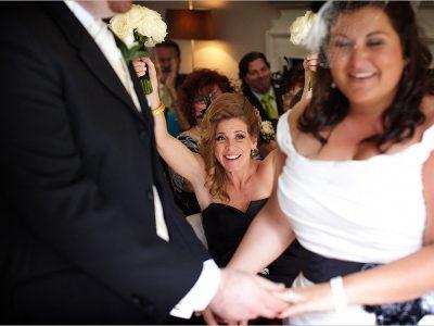 A Yaxley Hall Wedding - Justina and Ben