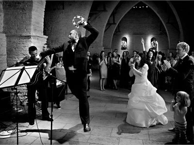 Solo - Ruth and Paul's wedding at The Tithe Barn