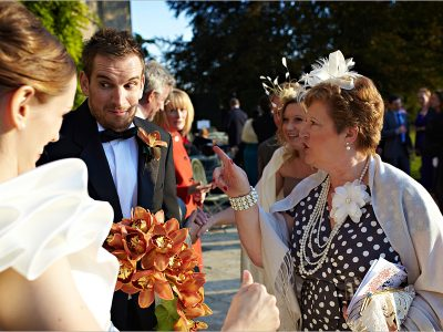 Hengrave Hall Wedding - Beverley and Benjamin's Wedding.