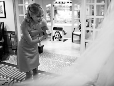 Lucy and Andy's Wedding at the Compleat Angler, Marlow