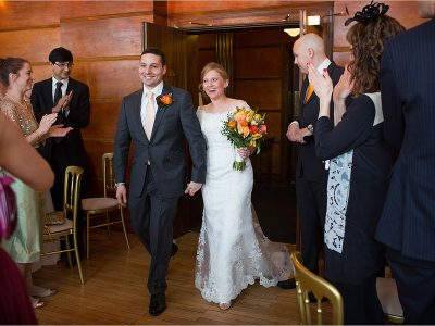 Town Hall Hotel Wedding - Jo and Enrique