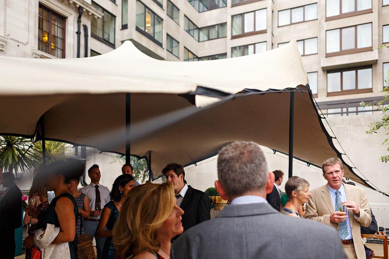 underneath the canopy at the royal aeronautical society