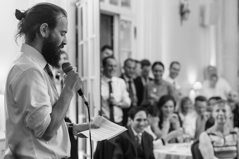 the best mans speech at a royal aeronautical society wedding