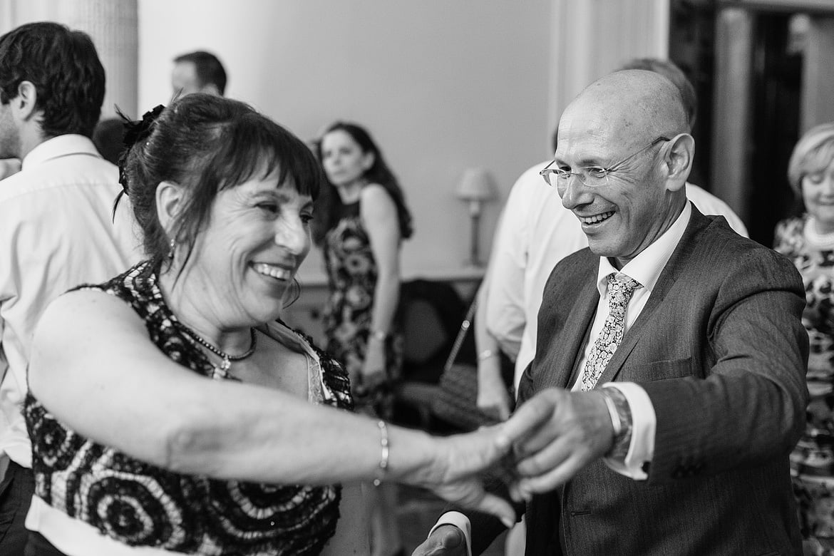 mother and father of the groom dance