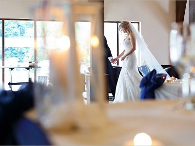 Documentary wedding photography - Laura and James