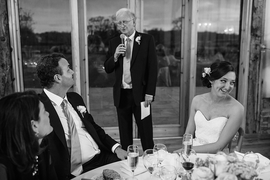 father of the brides speech