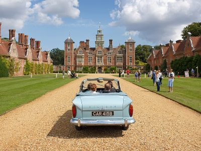 Blickling Hall Wedding Photographer - Catharine and Richey