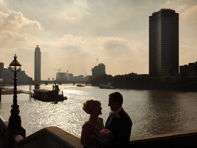 Just One - an Altitude London wedding