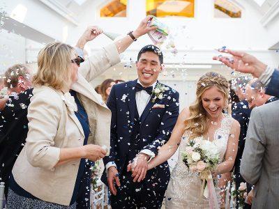 Pembroke Lodge Wedding - Stephanie and Bernie