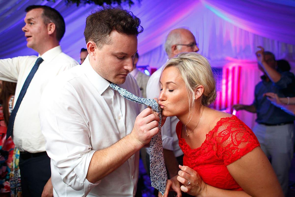 strange behaviour on the dancefloor