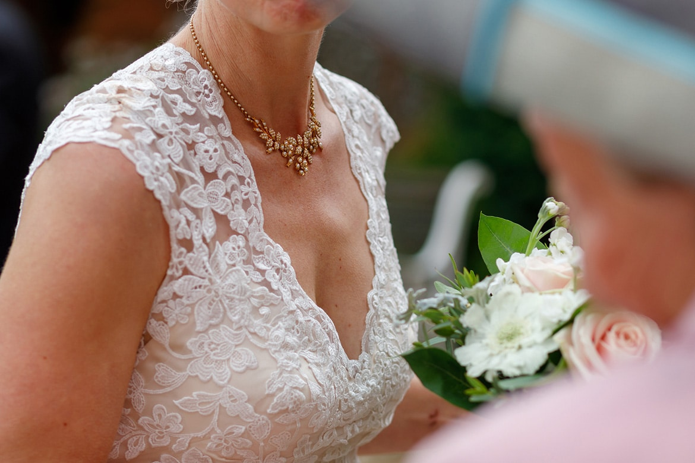 the brides necklace