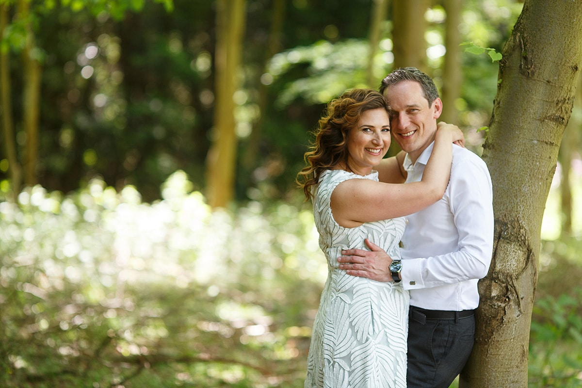 engagement photos in hedsor
