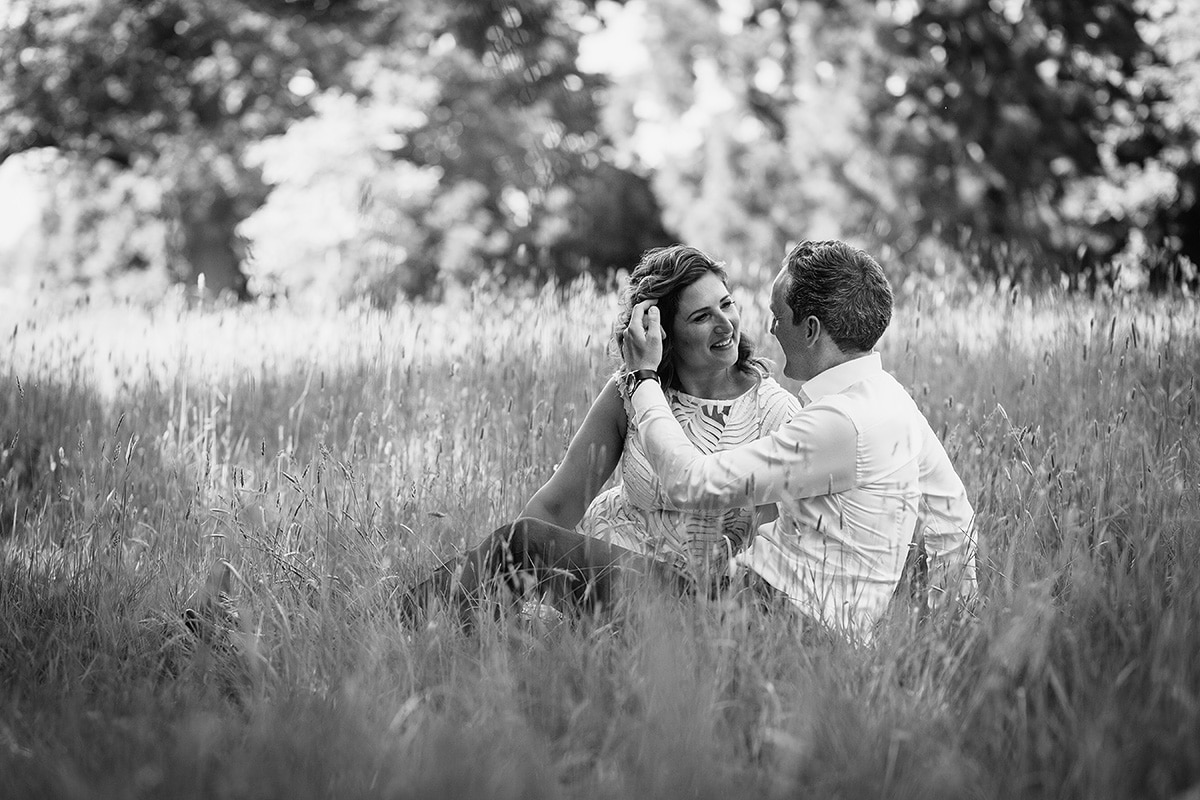 a touching moment in the grass at hedsor house