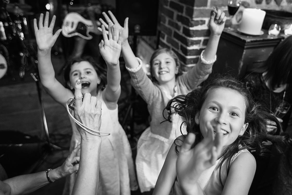 the flower girls play