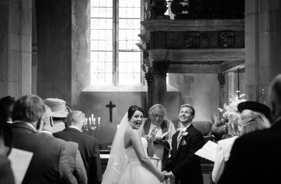 Hengrave Hall wedding ceremony