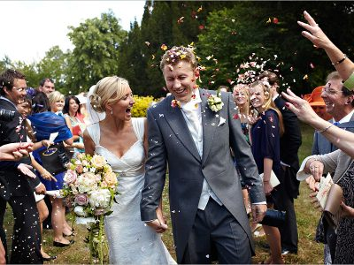 Norfolk Marquee Wedding | Kate and Lewis