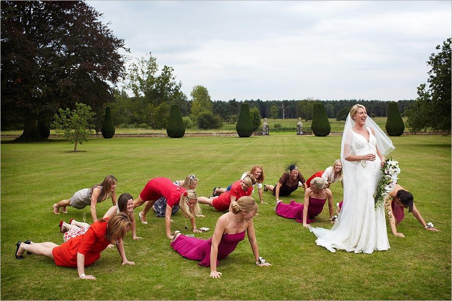 Culford School Wedding - Sarah and Miles' Wedding Day
