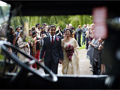 St Johns College Wedding Photographer - Sonali and Imran's Wedding