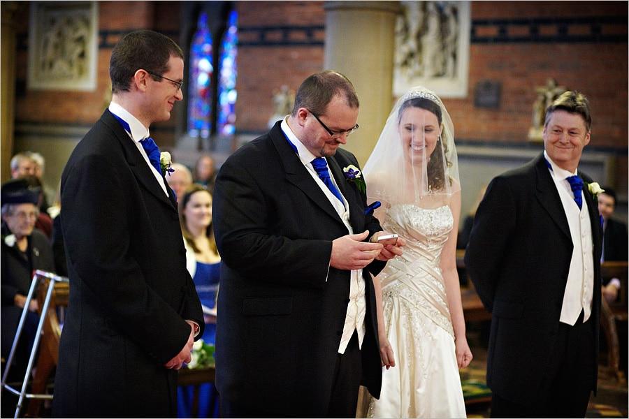 Lillibrooke Manor Wedding - Kerri-Ann and Martin's Wedding