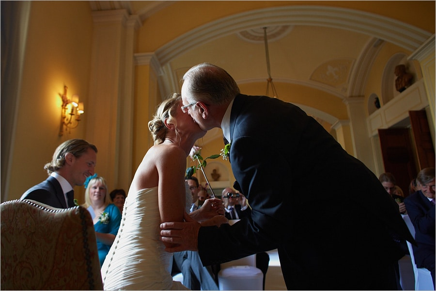 Hartwell house wedding