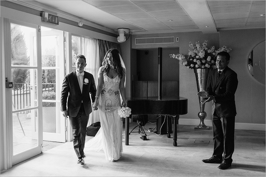 Bingham Hotel Wedding Photograper Lizzie and Matt