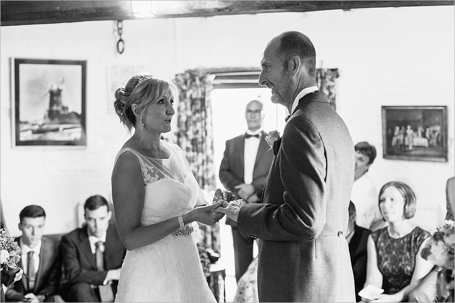 Cley Mill Wedding photos Eileen and Clive