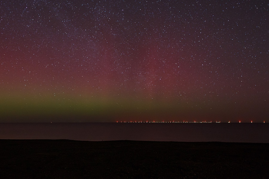 northern lights norfolk