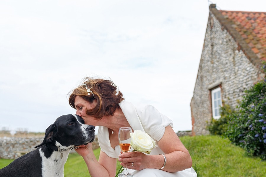 Norfolk Wedding Photography - Pip and Simon at Cley Mill