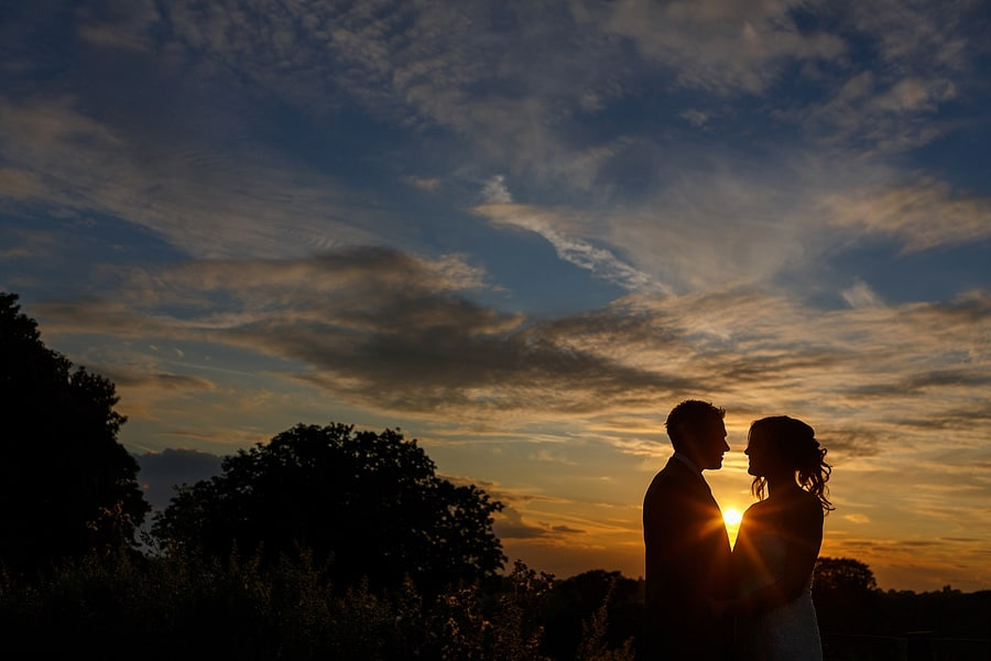 Katie and Mike's Gaynes Park Wedding
