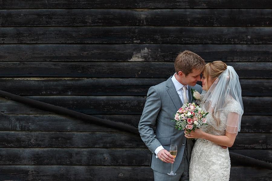 Jo and Tom's Suffolk Barn Wedding