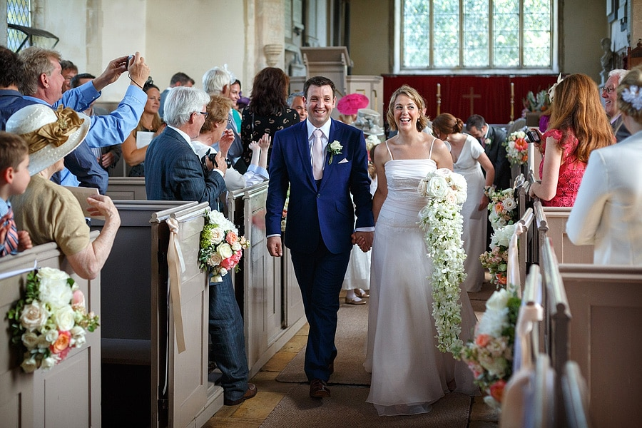 The Prince and Princess of Cromer - Helen and Sean
