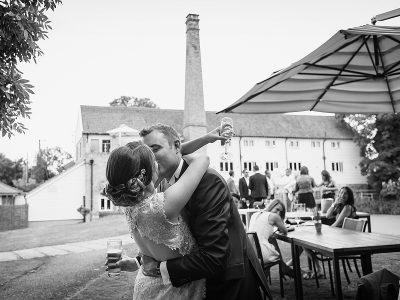 Tuddenham Mill Wedding - Asni and Giles