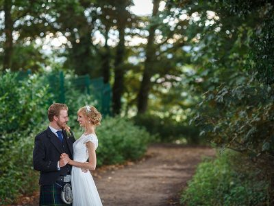 Gaynes Park Wedding Photography - Becca and Chris