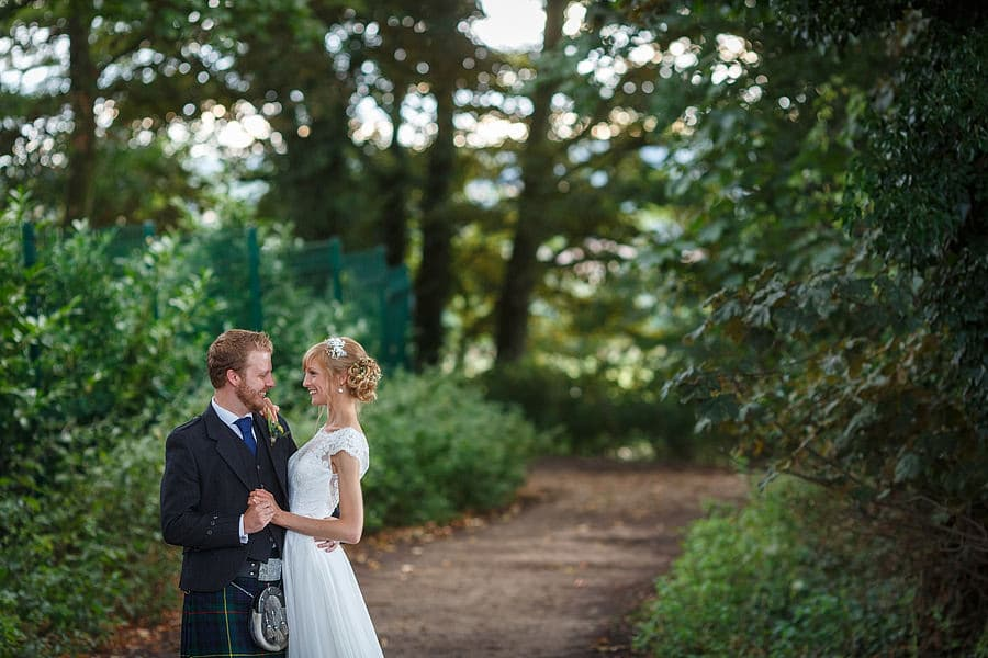 Gaynes Park Wedding Photography - Becca and Chris