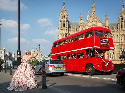 Sharon and Nick's Altitude London Wedding