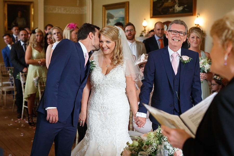 A Kimberley Hall Wedding - Keely and James