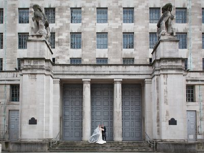 Corinthia Hotel London Wedding - Anastasia and Alan
