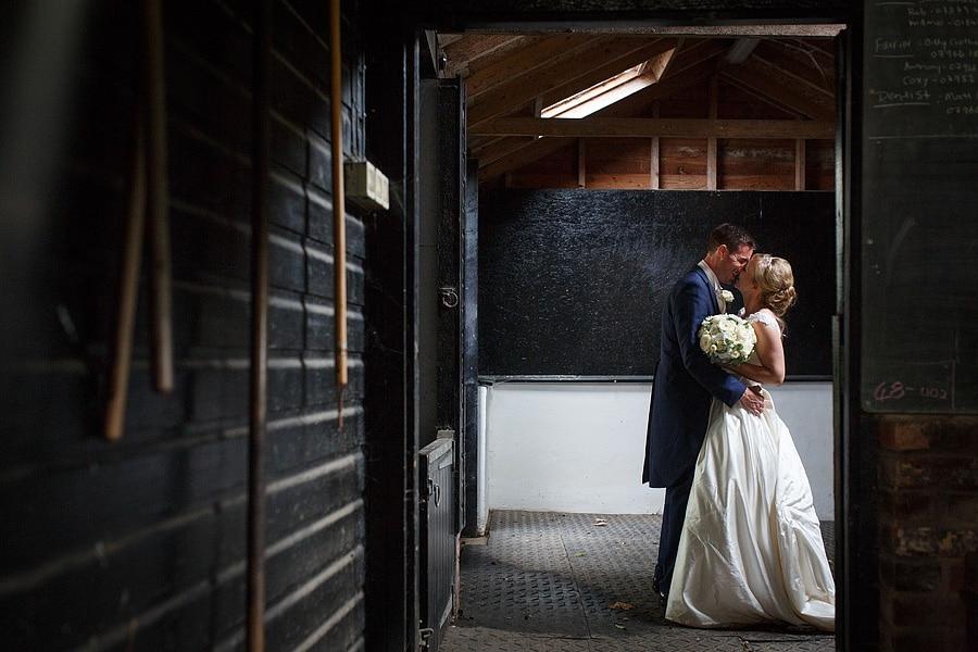 Pippa and Mark's Autumn Oxfordshire Wedding
