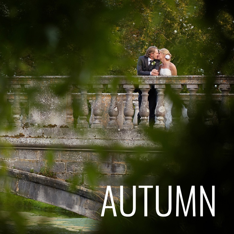 autumn wedding photography