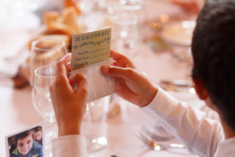 wedding detail photos at godwick hall