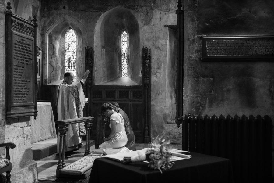 buckinghamshire church wedding ceremony