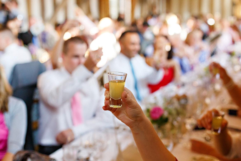 a lemoncello toast