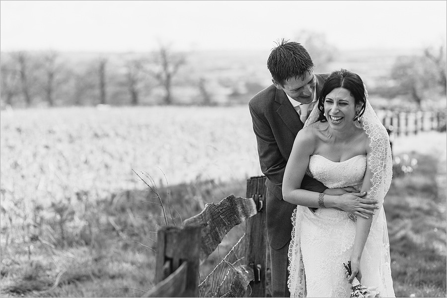 gaynes park wedding portrait