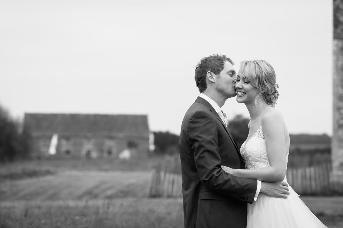 a wedding portrait at godwick hall