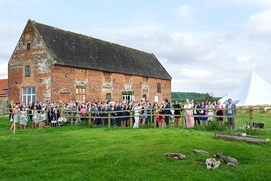 godwick barn, one of the best wedding venues in norfolk