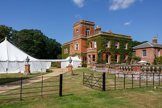 gunthorpe hall, one of the best Norfolk wedding venues