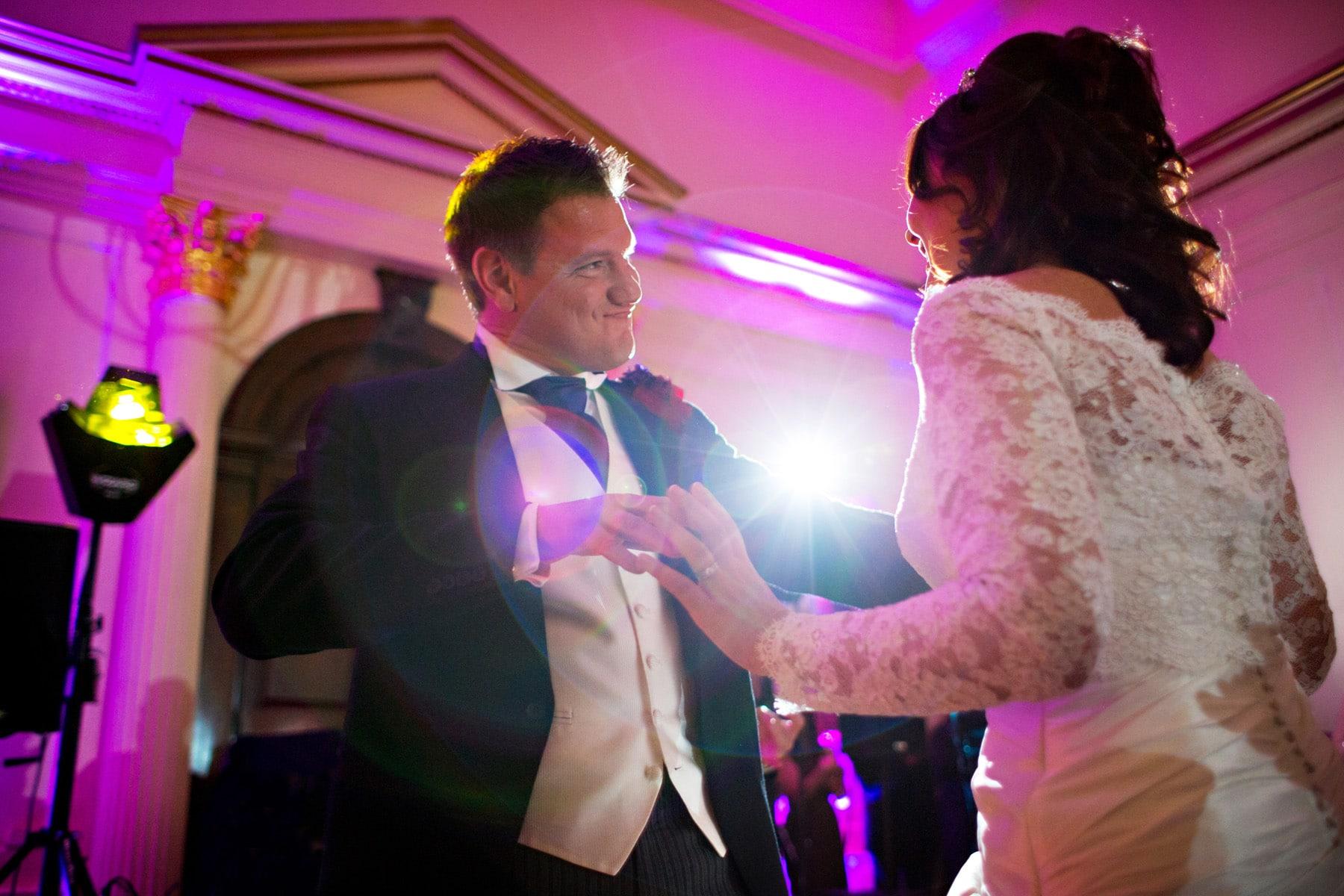 Hintlesham Hall Wedding Photography - Anja and Adam