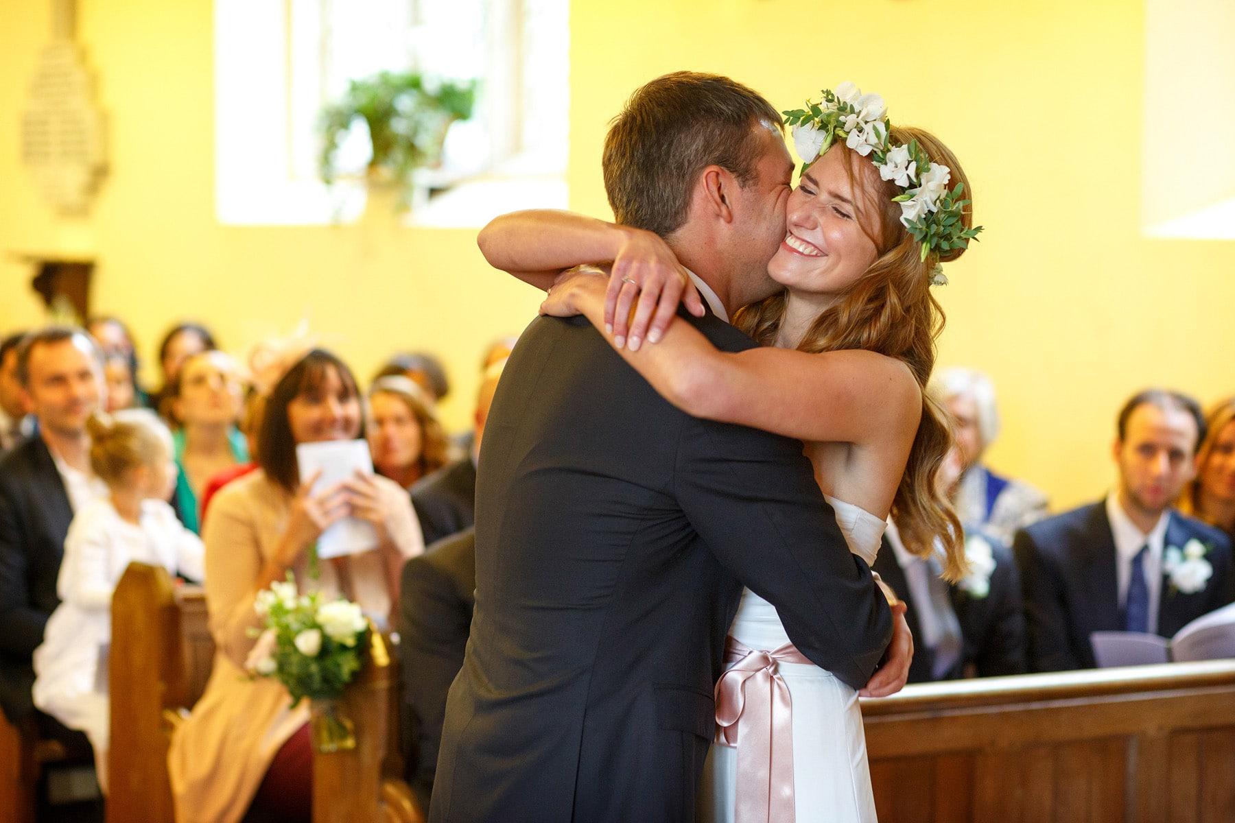 A Tentipi Wedding - Elena and Jamie